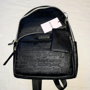 Juicy Couture Leather Backpack